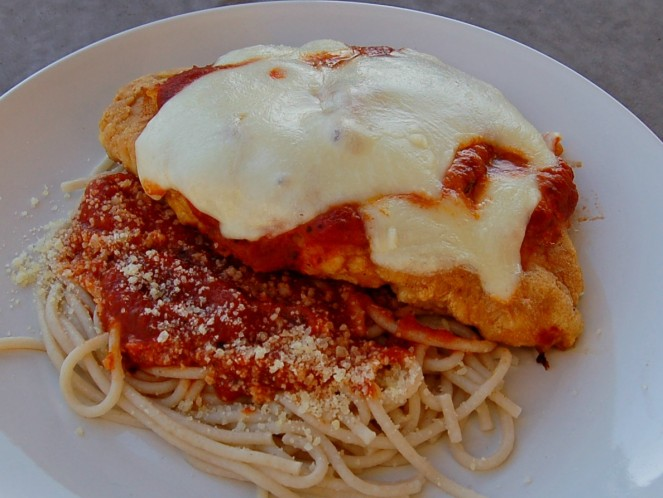 Chicken parm 1